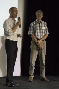 Pascal Desbois et D Burles