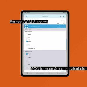 5_medicapp_tests_QCM_MCQ_orange