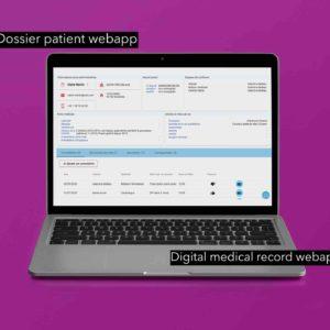medicapp_webapp_dossier_patient_health_record